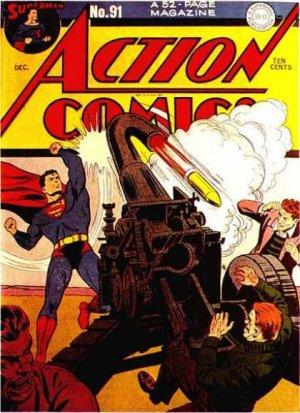 Action Comics # 91