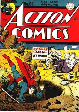 Action Comics # 92