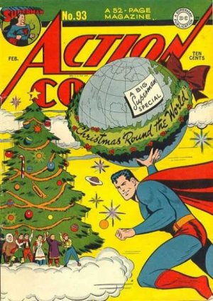 Action Comics # 93