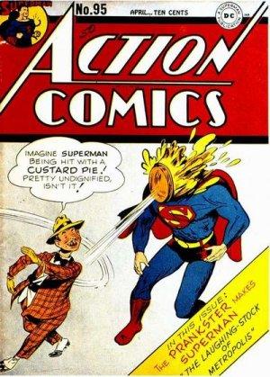 Action Comics # 95