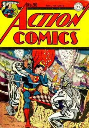Action Comics # 96