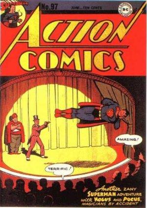 Action Comics # 97