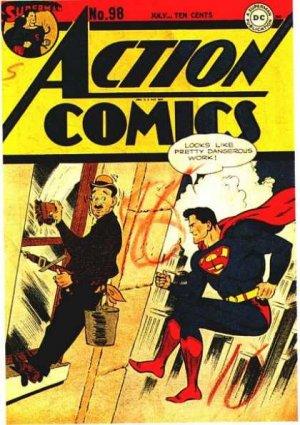 Action Comics # 98