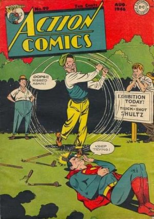 Action Comics # 99