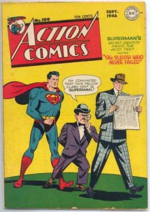 Action Comics # 100