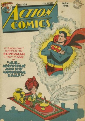 Action Comics # 102