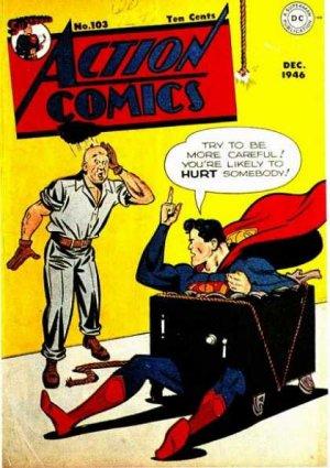 Action Comics # 103