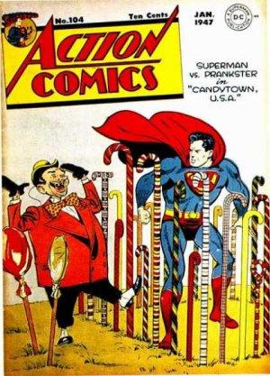 Action Comics # 104