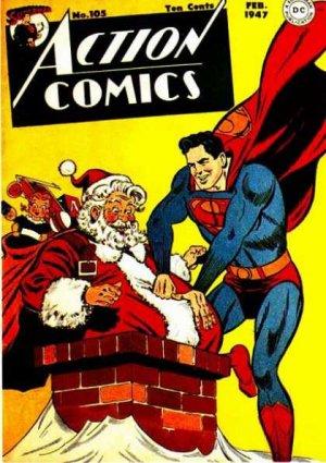 Action Comics # 105