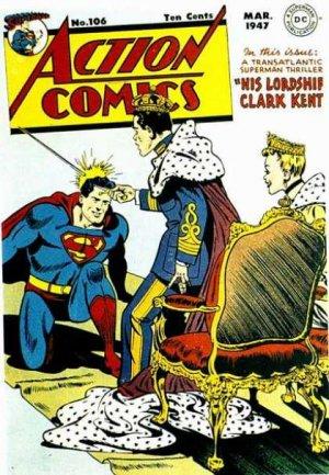 Action Comics # 106