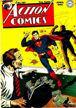 Action Comics # 107