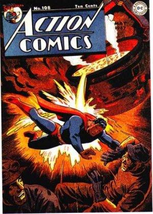 Action Comics # 108