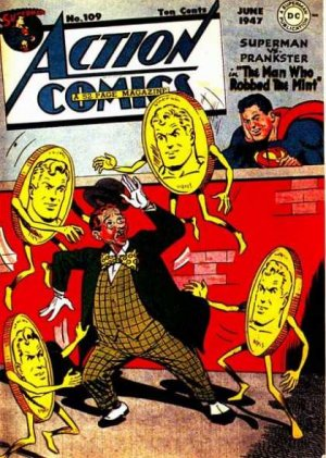 Action Comics # 109
