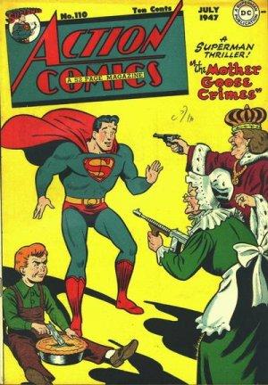Action Comics # 110