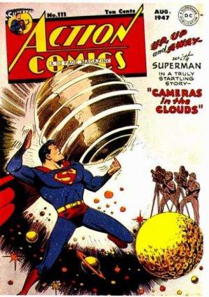 Action Comics # 111