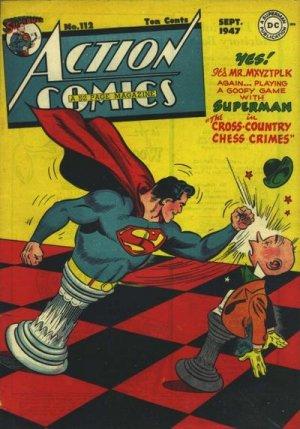 Action Comics # 112