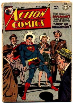 Action Comics # 113