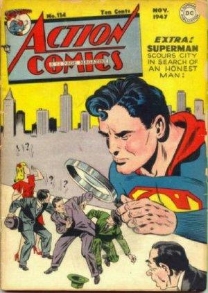 Action Comics # 114