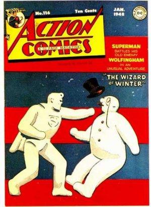 Action Comics # 116