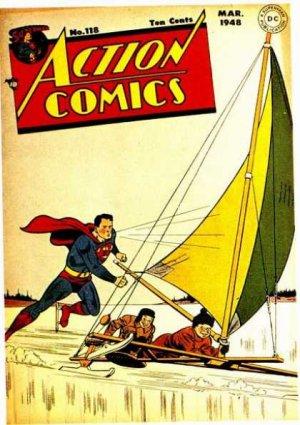 Action Comics # 118