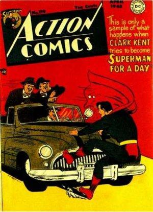 Action Comics # 119