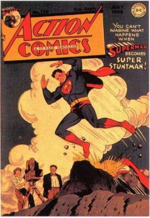 Action Comics # 120