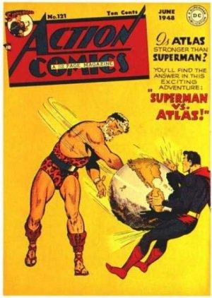 Action Comics # 121