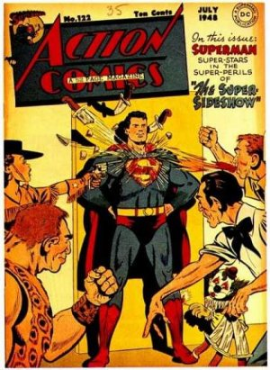 Action Comics # 122