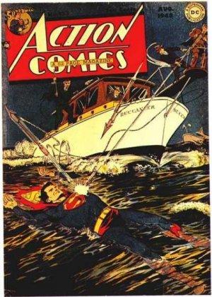 Action Comics # 123