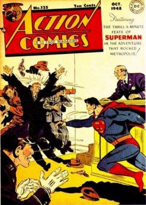 Action Comics # 125