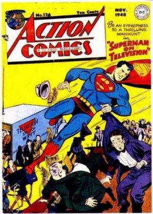 Action Comics # 126