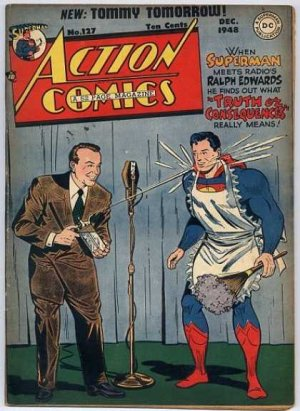 Action Comics # 127