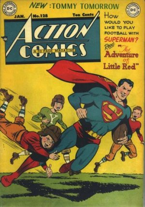 Action Comics # 128