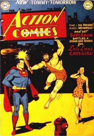 Action Comics # 129