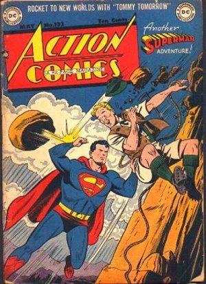 Action Comics # 132