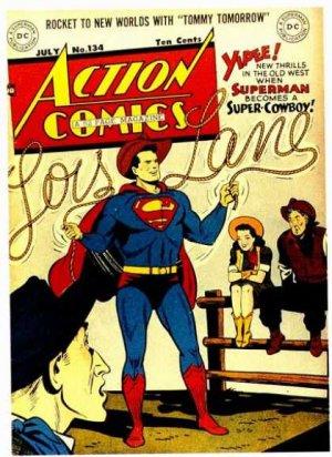 Action Comics # 134