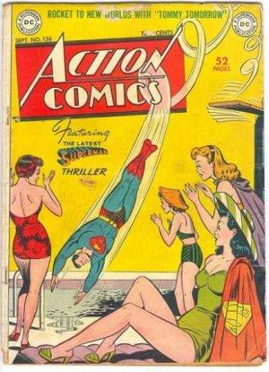 Action Comics # 136