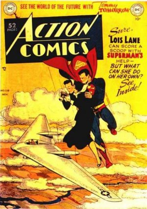 Action Comics # 138