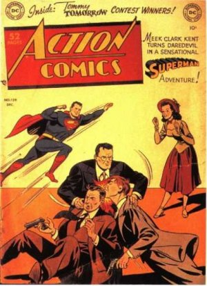 Action Comics # 139