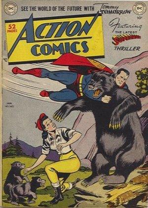 Action Comics # 140