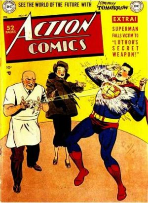 Action Comics # 141