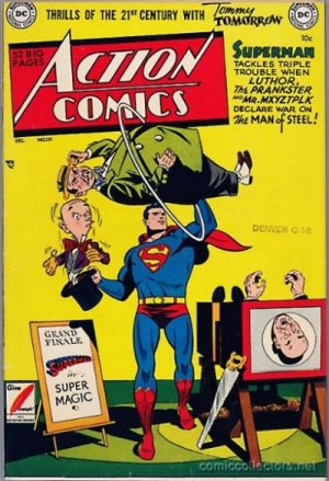 Action Comics # 151