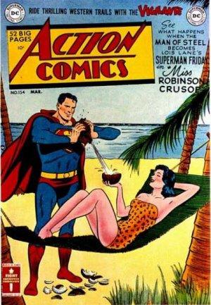 Action Comics # 154