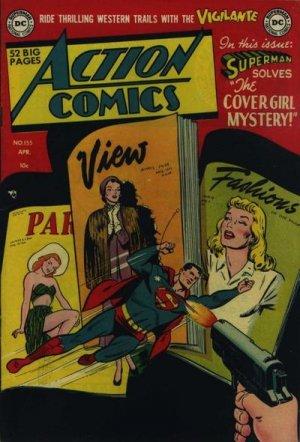 Action Comics # 155