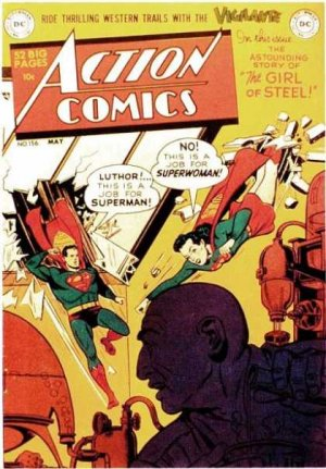 Action Comics # 156