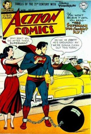 Action Comics # 157