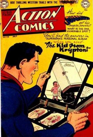 Action Comics # 158
