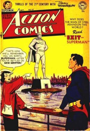 Action Comics # 161