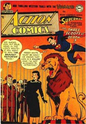 Action Comics # 166