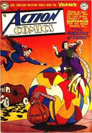 Action Comics # 167